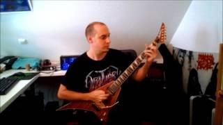 Obituary - Centuries of Lies (Guitar Cover)