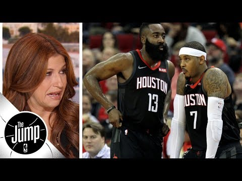 Rockets' defense exposed by Pelicans in season opener -- too early to be worried? | The Jump