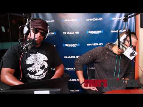 PT 1. Black Milk Gives Recognition to New Trailblazing Producers on Sway in the Morning