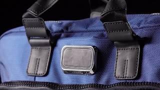 Мужская сумка Alpha YO1 Blue Sapphire (Синий сапфир)