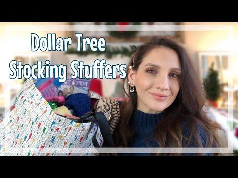DOLLAR TREE | STOCKING STUFFER IDEAS for $1.00