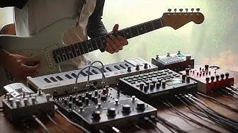 Random Jam #16 [dreamy ambient w/ Digitakt, ZOIA, Glou-Glou Pralines & tape loop]