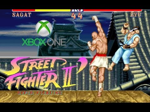 Street Fighter II' Hyper Fighting Playthrough (Xbox One)