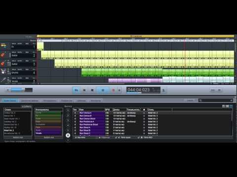 Magix Music Maker || DJ IsyanOFF - Country Style