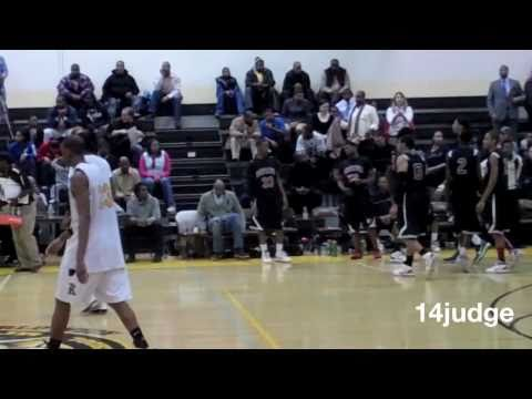 Anthony Davis final High School basketball game 3/2/11 (Kentucky commit) Chicago highlights
