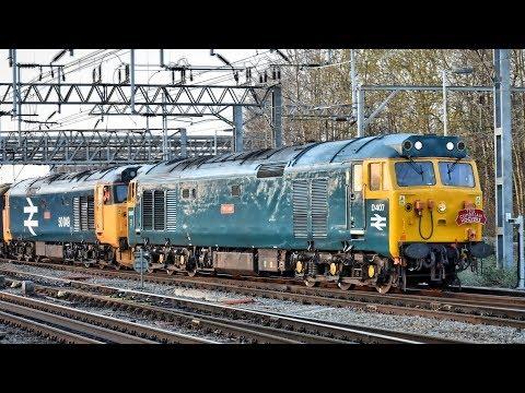 York, Northallerton, Bury & Crewe (14/04/2018)