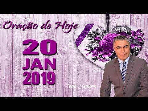 Oração de Hoje Domingo dia 20 de Janeiro de 2019