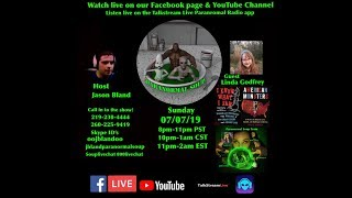 Paranormal Soup ep 185 guest Linda Godfrey