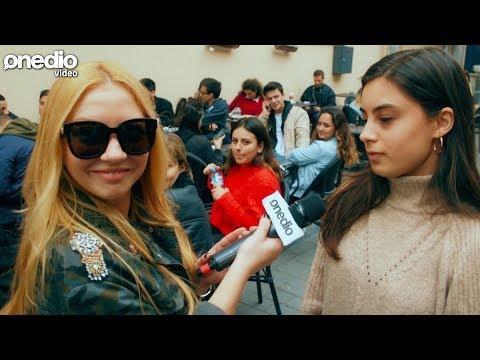 Ece Seçkin'le Sokak Röportajı: Bakalım Ece'yi Tanıdılar Mı?