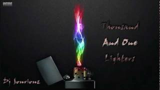 B-Front & Zany - Thousand And One Lighters(Dj Souriouz Mix) [HQ FULL]