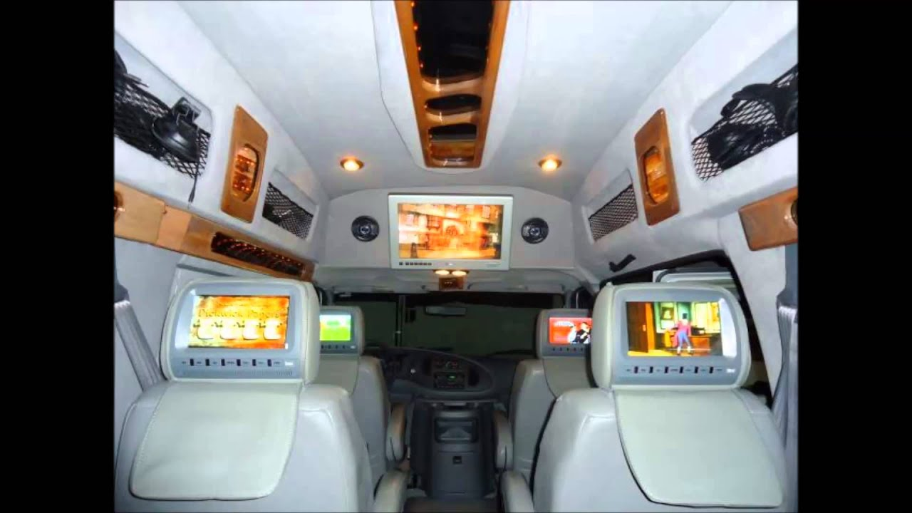 2004 Ford La West Conversion Van For Sale Youtube