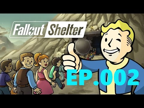 Fallout Shelter - Sending Samuel Into The Wasteland!
