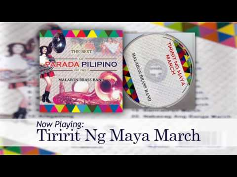 Malabon Brass Band The Best of Parada Pilipino Volume 2 Full Album