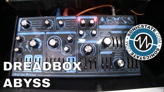 NAMM 2017: Dreadbox Abyss Four Voice Poly