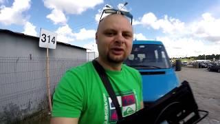 Второй день в Литве. Купили Hyundai Santa Fe