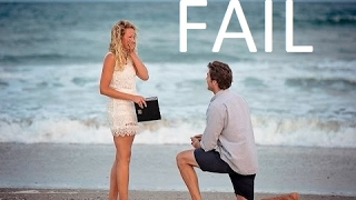 MARRIAGE PROPOSAL FAIL COMPILATION | Girl Says No thumbnail