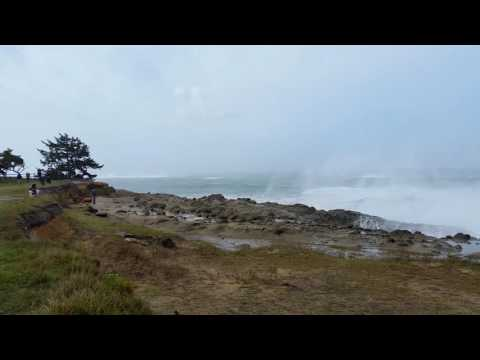 Storm waves 1