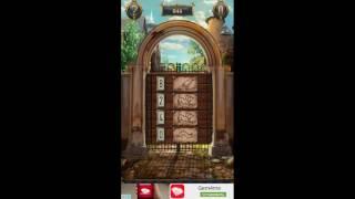 100 дверей: Невероятный мир (прохождение 46 уровня)