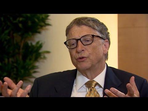 Bill Gates on COP21: 'I'm optimistic that they...