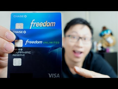 Chase Trifecta The Best Credit Card System For Free Flights