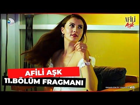 AFİLİ AŞK 11. BÖLÜM FRAGMANI   SAKIN AŞIK OLMA!