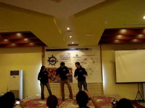 Gulf Conference 2009 - AI Dance