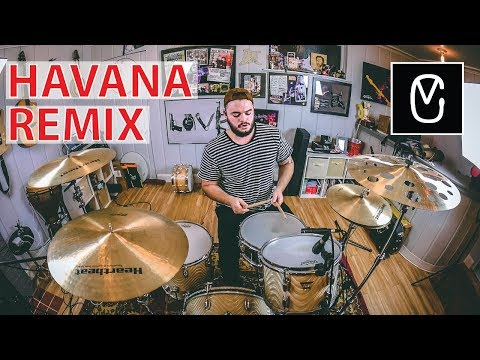 Camila Cabello X Havana ft. Young Thug X (TULE Remix) Drum Cover