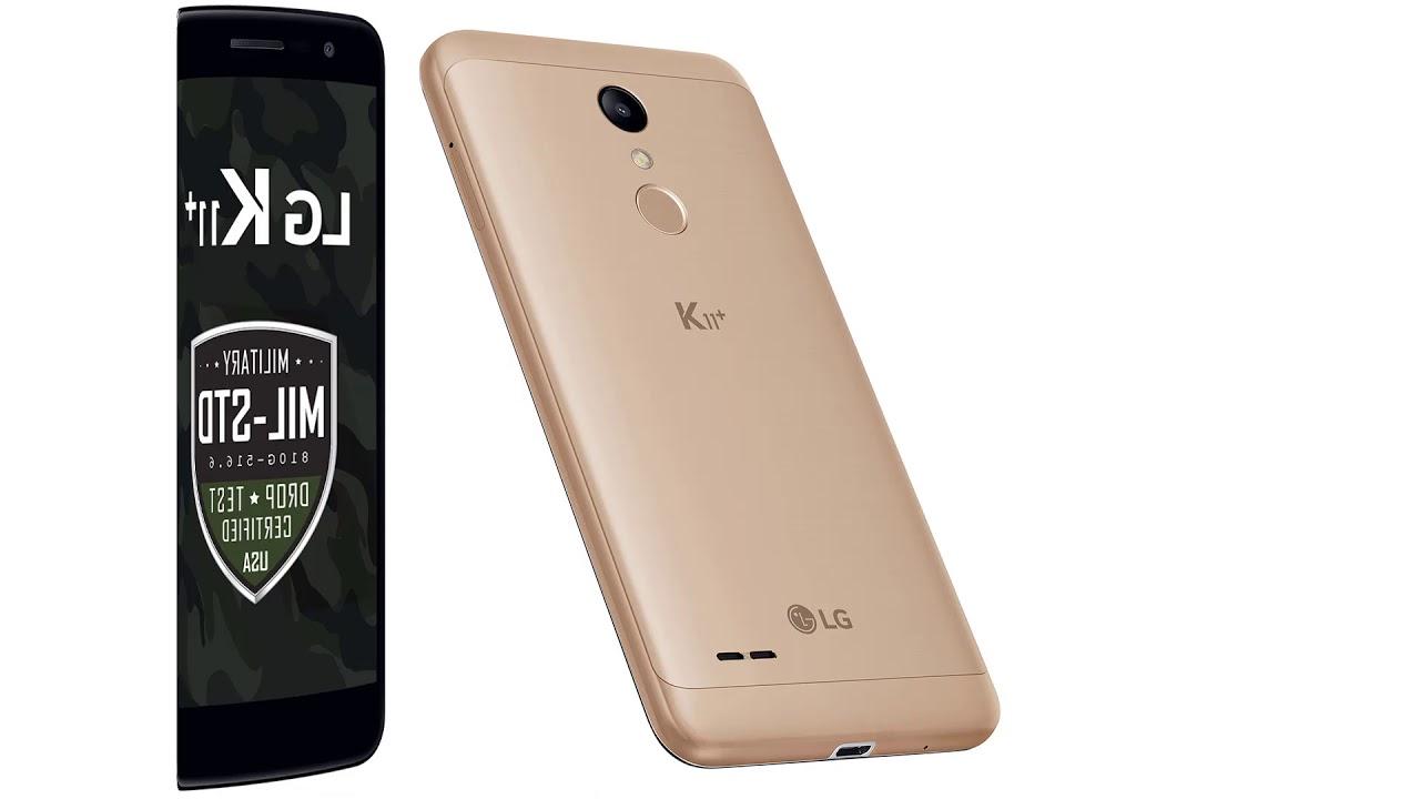 Smartphone LG K11+
