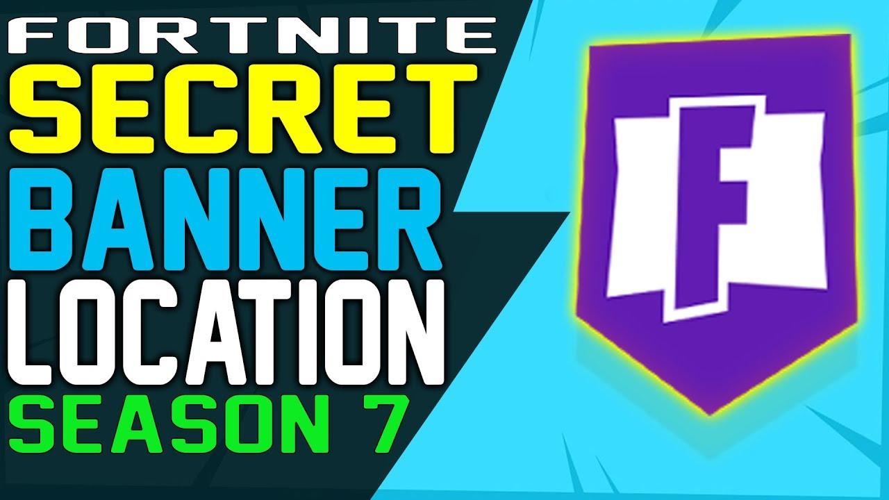 Fortnite Secret Banner Week 2 Location Season 7 Secret Battle Star