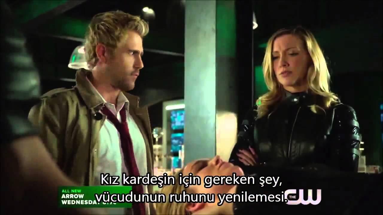 Arrow 4sezon 5bölüm Fragman Türkçe Altyazı Youtube
