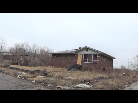DISASTER IN GARY INDIANA
