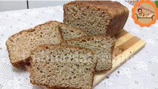 Pão de Liquidificador com Linhaça Sem Sovar Mesmo O Único e Verdadeiro por Culinariaterapia