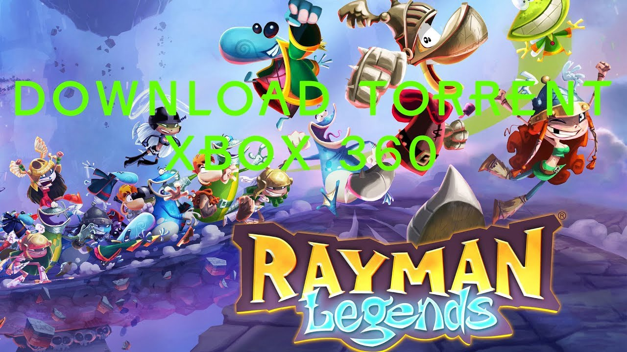 Rayman Legends Xbox 360 Lt Jtag Rgh Download Torrent Multi Ita