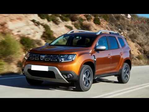 2018 dacia duster 1 2 turbo l4 120hp youtube. Black Bedroom Furniture Sets. Home Design Ideas