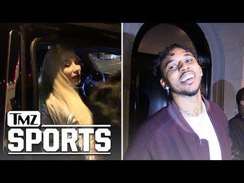 Iggy Azalea Blasts Nick Young After Accidental Dinner Reunion | TMZ Sports