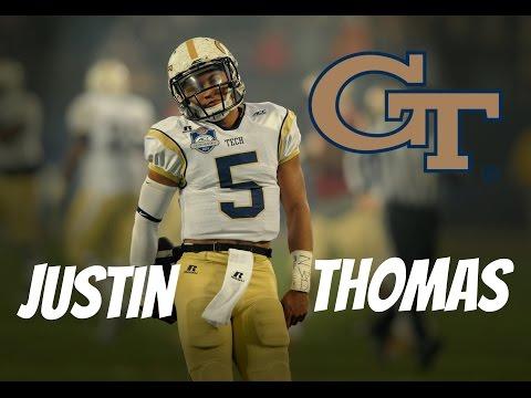JUSTIN THOMAS || #JT5 || GEORGIA TECH 2015 HIGHLIGHTS