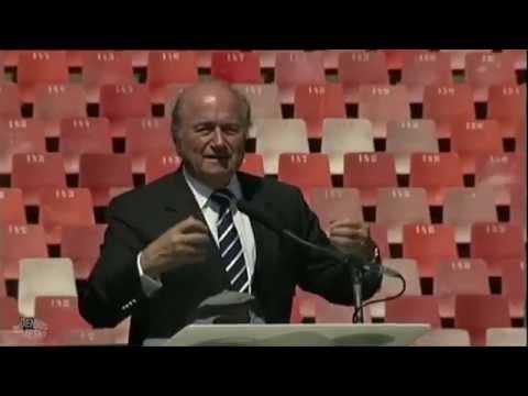 Ein Lied für Sepp Blatter (Der Sepp ist weg)