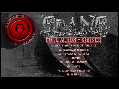 EDANE - BORNEO (full album)