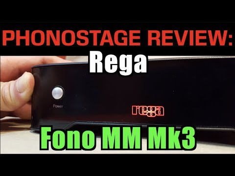 Rega Fono MM Mk3 review