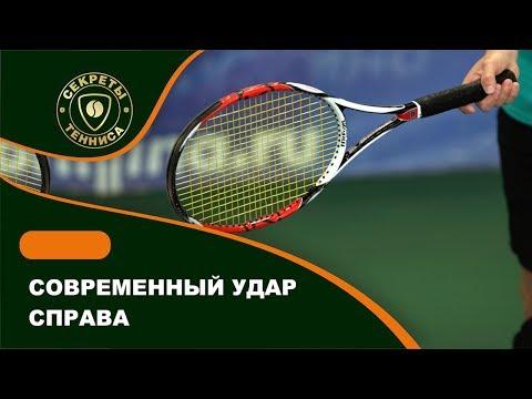 Видеоуроки тенниса