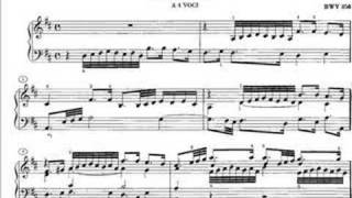 Richter plays Bach: WTC1 No. 5 in D major BWV 850