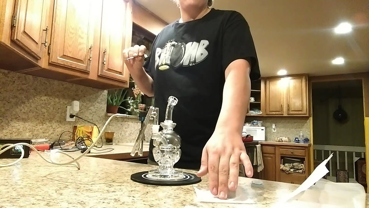 how to make dab from resin