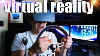 Эксперимент со шлемом Виртуальной реальности(, 2015-06-12T08:00:01.000Z)