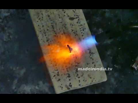 How its Made Gold Jewelry | 1 Gram Gold Making | ROLD GOLD MAKING | MADE IN INDIA
