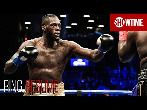 Ring Resume: Deontay Wilder | Part II | SHOWTIME CHAMPIONSHIP BOXING
