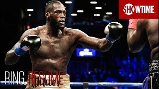 Ring Resume: Deontay Wilder | Part II | SHOWTIME Boxing