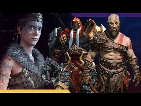 10 great games based on ACTUAL MYTHOLOGY