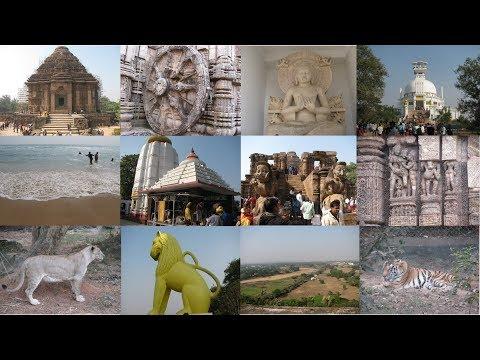 BEST BEAUTIFUL TOURIST PLACES IN Puri & BHUBANESWAR