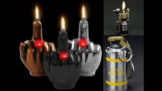 Weirdest Lighters Ever Made,Lighter Collection