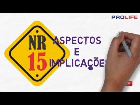 Quem tem direito a insalubridade  - NR 15